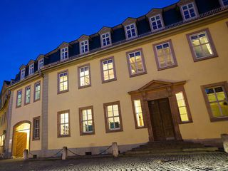 [Translate to Français:] [Translate to English:] Goethes Wohnhaus, Foto: Axel Clemens, weimar GmbH
