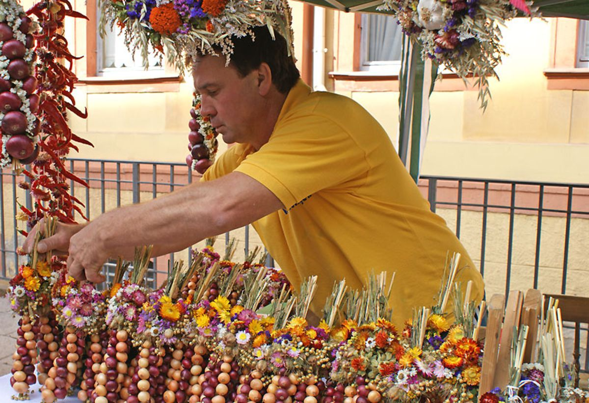 Kulturstadt Weimar - Onion Market